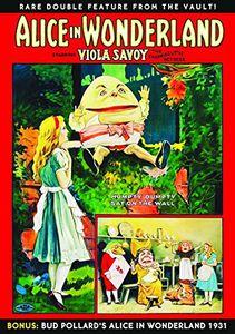 Alice in Wonderland: Double Feature
