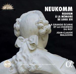 Sigismund Neukomm: Requiem A La Memoire De Louis