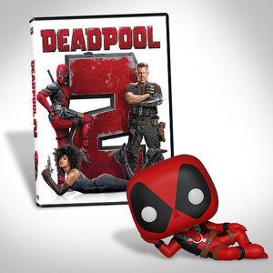 Deadpool 2 Parody Bundle