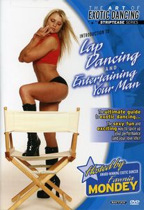 Striptease Series: Lapdancing and Entertaining Your Man