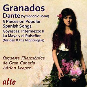 Granados: Dante (Symphonic Poem), Misc. Popular Pieces