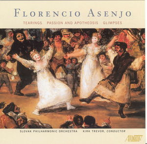 Orchestral Music By Florencio Asenjo