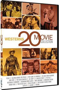 Westerns: 20 Movie Collection