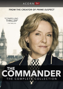 The Commander: Complete Collection , Amanda Burton