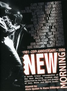 25 Years at New Morning