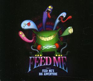 Feed Mes Big Adventure [Import]