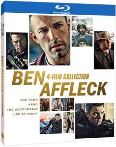 Ben Affleck: 4-Film Collection
