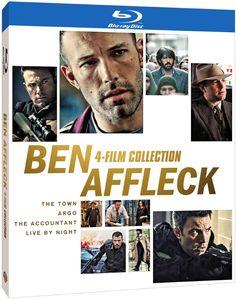 Ben Affleck: 4-Film Collection
