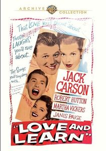 Love And Learn , Jack Carson