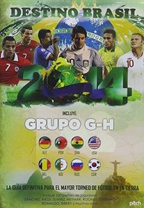 Destino Brasil 2014-Grupo G H [Import]