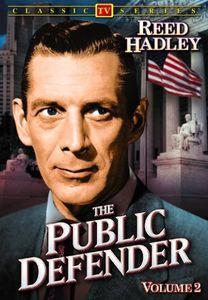 The Public Defender: Volume 2