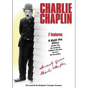 Charlie Chaplin: Volume 4