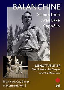 Balanchine: New York City Ballet in Montreal: Volume 3