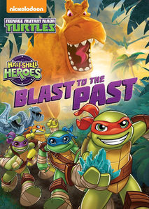 Teenage Mutant Ninja Turtles: Half-Shell Heroes - Blast to the Past