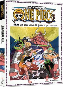 One Piece: Season Six - Voyage Three