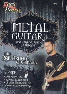 Metal Guitar Writing, Riffing and Soloing