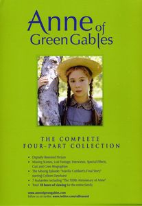 Anne of Green Gables: The Complete Four-Part Collection [Import]