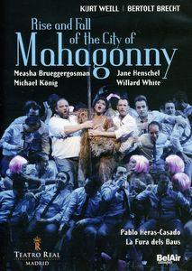 Rise & Fall: Mahagonny