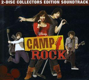 Camp Rock (Original Soundtrack) (Deluxe Edition) [Import]