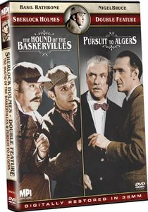 The Hound of the Baskervilles /  Pursuit to Algiers