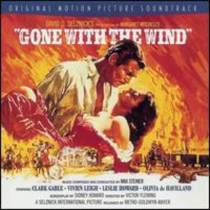 Gone With the Wind (Original Soundtrack) [Import]