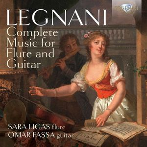 Legnani: Complete Music for Flute & Guitar
