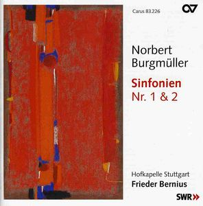 Symphony No 1 & 2