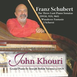 Schubert Piano Works