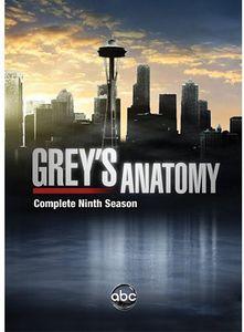 Grey's Anatomy: The Complete Ninth Season