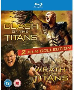 Clash /  Wrath of the Titans [Import]