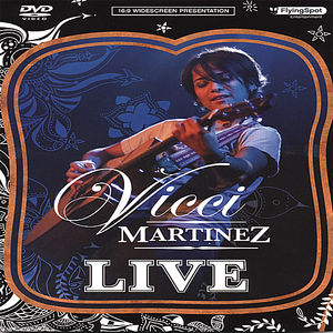 Vicci Martinez Live