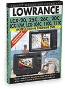 Lowrance LCX 104C