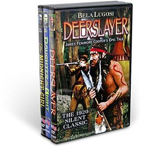 Bela Lugosi Silent Collection: The Deerslayer /  Daughter of the Night /  The Midnight Girl