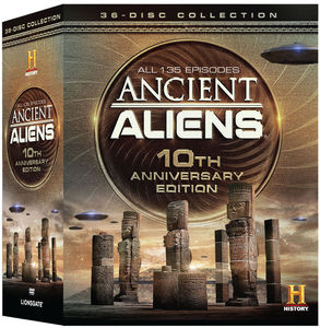 Ancient Aliens: 10th Anniversary Edition