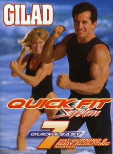 Gilad: Quick Fit System 7 Fat Burning Body Sculpti