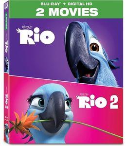 Rio 2-Movie Collection