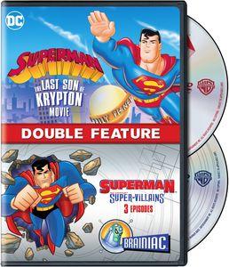 Superman: Last Son of Krypton/ Super Villains: Brainiac