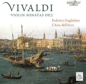 Violin Sons Op. 2