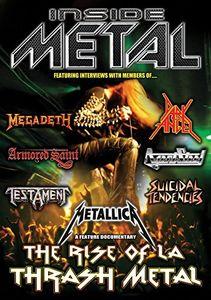 Inside Metal: Rise of L.a Thrash Metal
