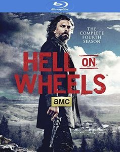 Hell on Wheels: The Complete Fourth Season