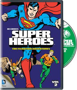 DC Comics Super Heroes: The Filmation Adventures: Volume 2