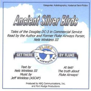 Ancient Silver Birds