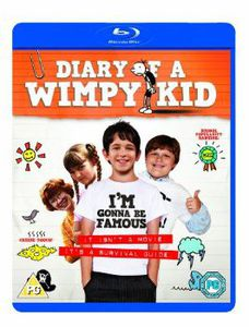 Diary of a Wimpy Kid [Import]