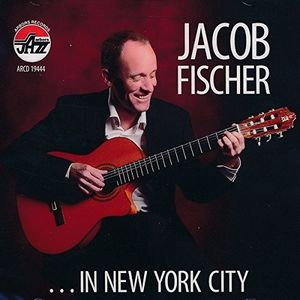Jacob Fisher in New York City