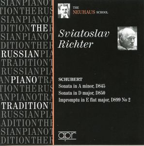 Russian Piano Tradition - Neuhaus School