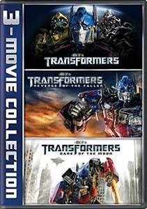 Transformers 3-Movie Collection