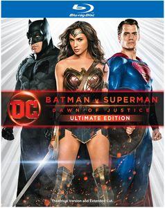 Batman v Superman: Dawn of Justice - UE