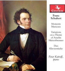 Schubert: Moments Musicaux Op. 94 D. 780 - Variations on a Theme