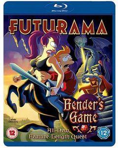 Futurama: Bender's Game [Import]