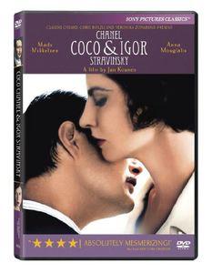 Coco Chanel and Igor Stravinsky